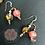 Thumbnail: Modern Quartz Melody Necklace & Earrings Set