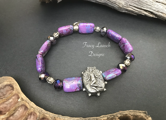 Forget-Me-Not Fairy Bracelet
