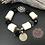 Thumbnail: Bali Black & Coral Bracelet
