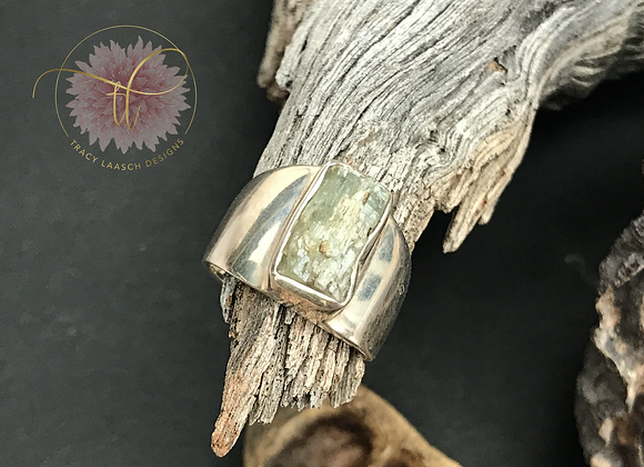 The Kyanite Forest Ring