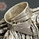 Thumbnail: Sterling Silver Fish Twist Ring