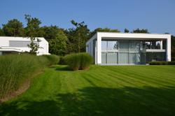 Strakke tuin Lichtaart