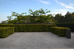 Moderne tuin Mol