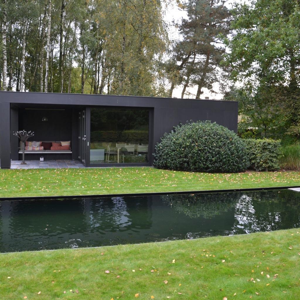 Zwemvijver & Poolhouse Retie