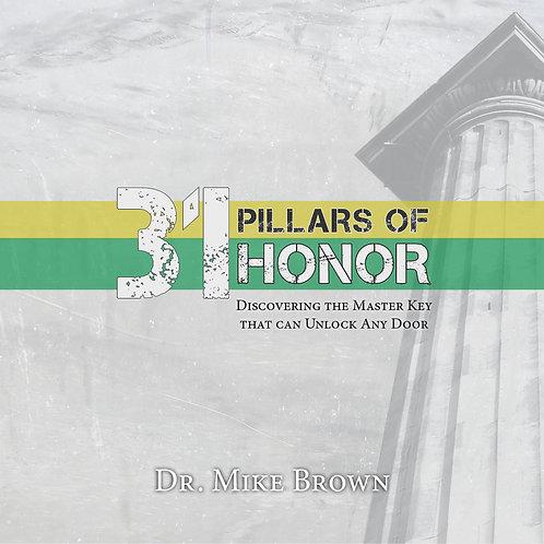 CD - 31 Pillars of Honor