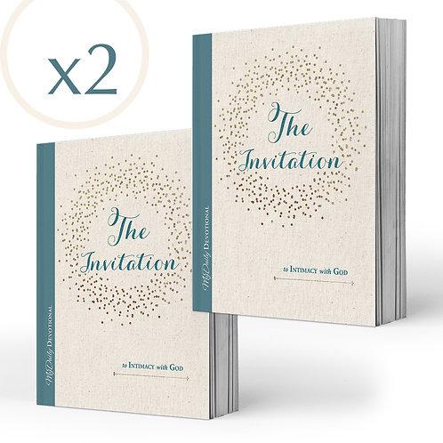 BOOK - The Invitation