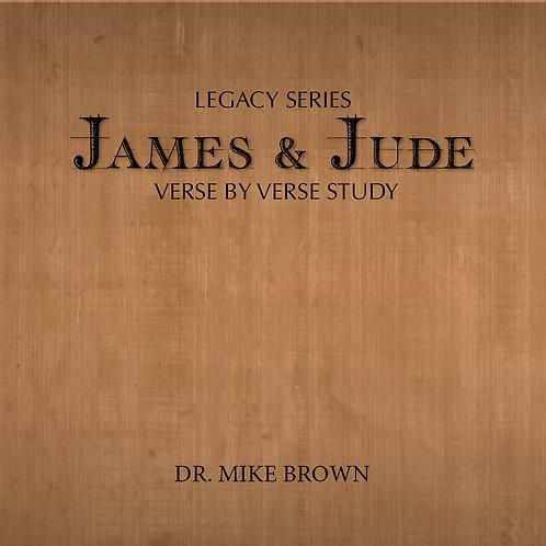 DVD - James & Jude