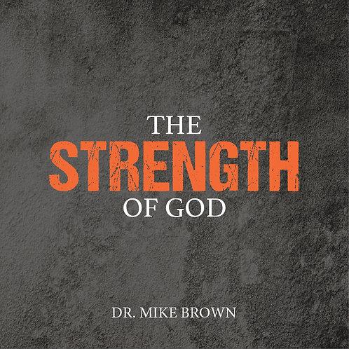 CD - The Strength of God