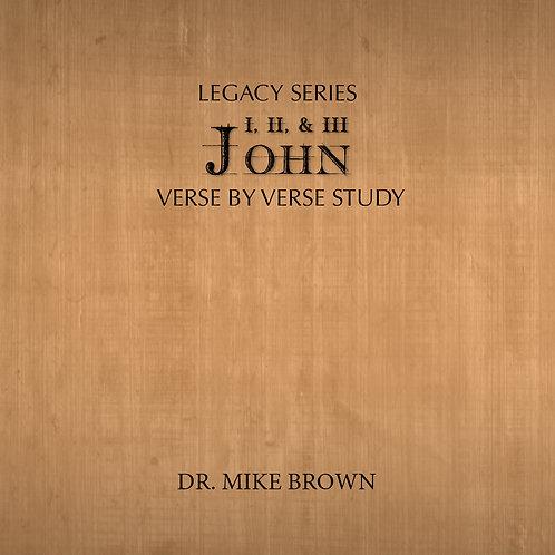 DVD - I, II, & III John
