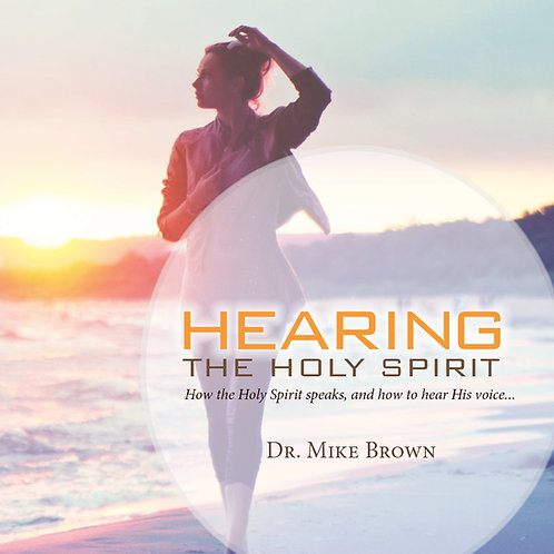CD - Hearing the Holy Spirit