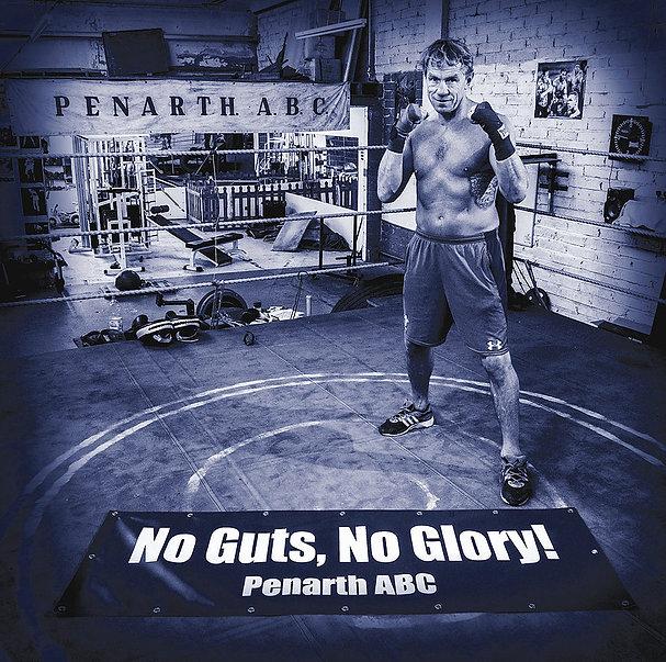 Neil Munn Boxing Champion
