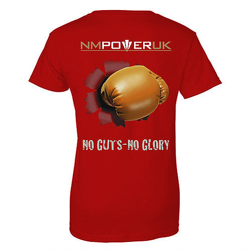 NM Power T-Shirt Red