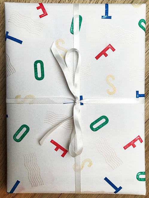 Gift Wrapped Special Issues 1 AND 2 + Card