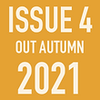 Issue out Autumn 2021