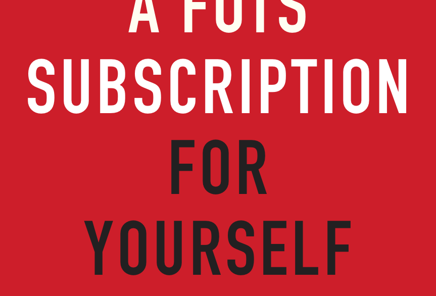 GET a subscription to 2 issues a year (UK P&P included)
