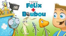 Félix et Boubou; histoire de la publication
