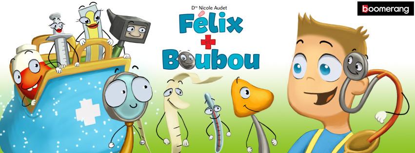 Félix et Boubou bannière