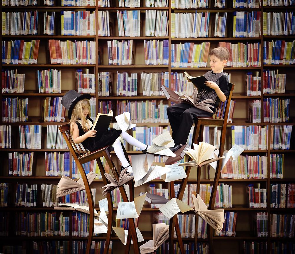 La puissance de la lecture