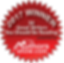 2017-Seal-Winner, Dr. Nicole, awards