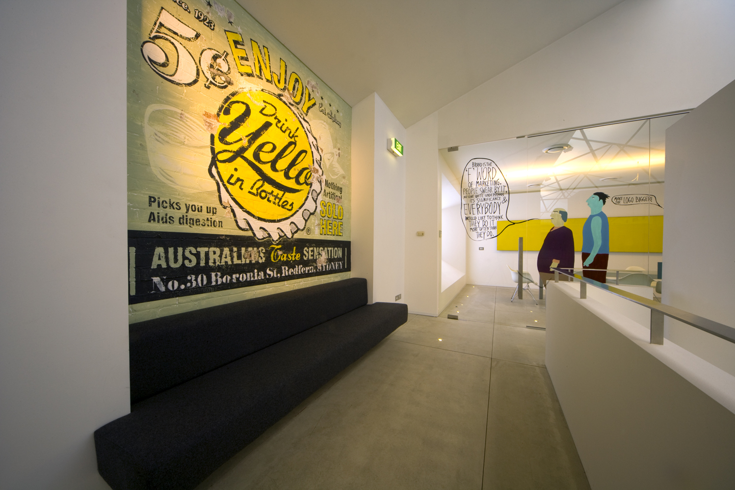 Yello Office & Studio, Redfern