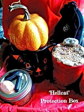 Hellcat Raffle