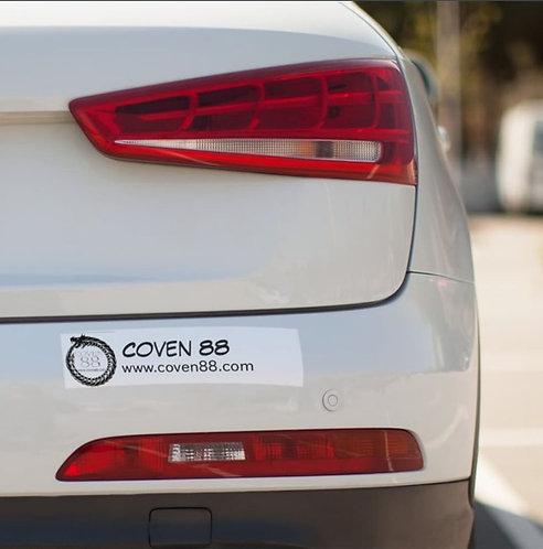 Coven Bumper Sticker