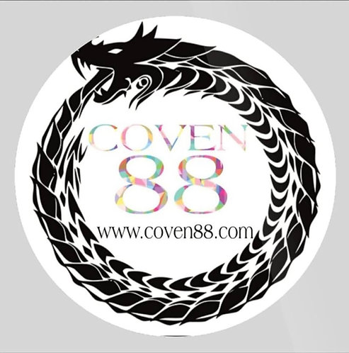 Coven Car Decal