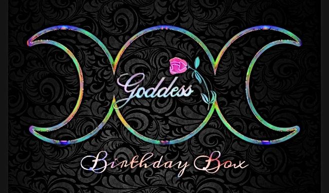 GODDESS BIRTHDAY BOX