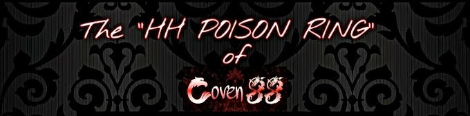 HH Poison Ring of Coven 88