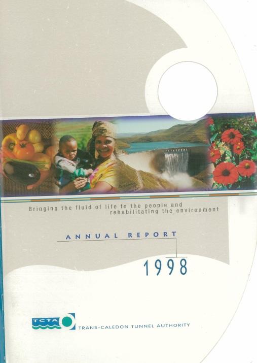 Annual Report 1997-98