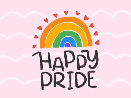 Ways to support Pride