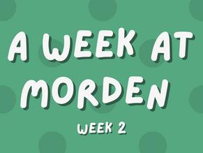 Week 2 in Morden