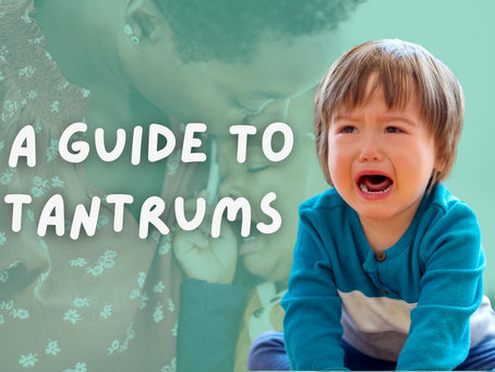 A guide to tantrums