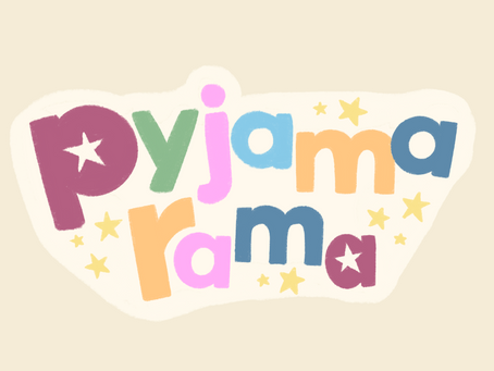 We're taking part in Pyjamarama!