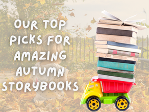 Our top picks for amazing autumn storybooks