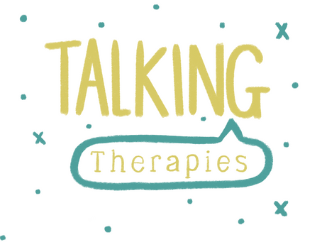 Talking Therapies and resources