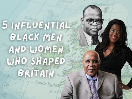 5 influential black men and women who shaped Britain