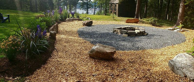 Midcoast Maine gardening excavation_edit