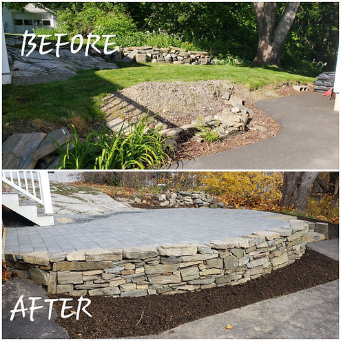 Edgecomb boothbay bath maine landscaping company