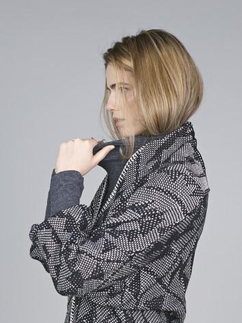 sabrina victoria jacket junkie model