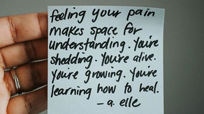 The Journey Inside Me: Acceptance & Other Things Grief Taught Me