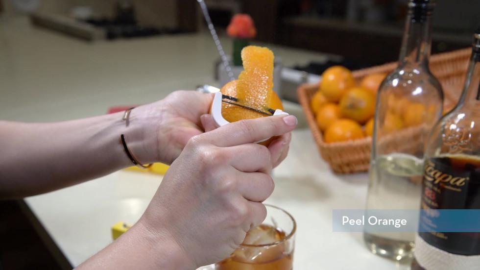 La Centrale - Zacapa Old Fashioned Recipe