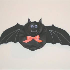 Aluminum Can Bat Craft Activity