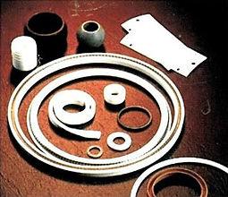Teflon, Nylon, Peek Components