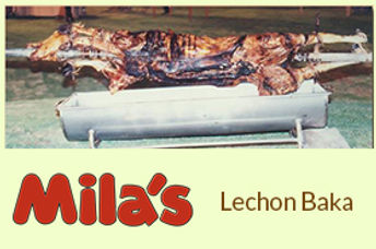 Crispy Lechon Baka in La Loma Quezon City - Mila's Lechon and Restaurant