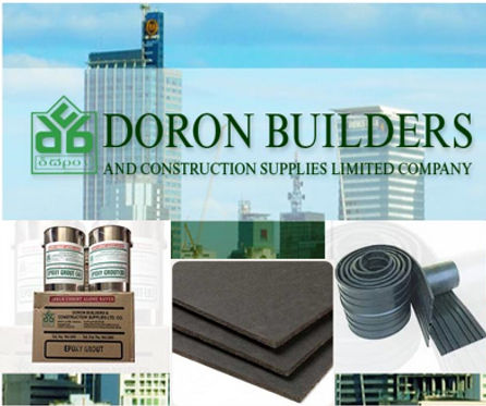 Release Agent, Moisture Barrier, RB-Cure, Cement Grout, PVC and Bentonite Waterstop, Epoxy Grout, Epoxy Bond and Superplas