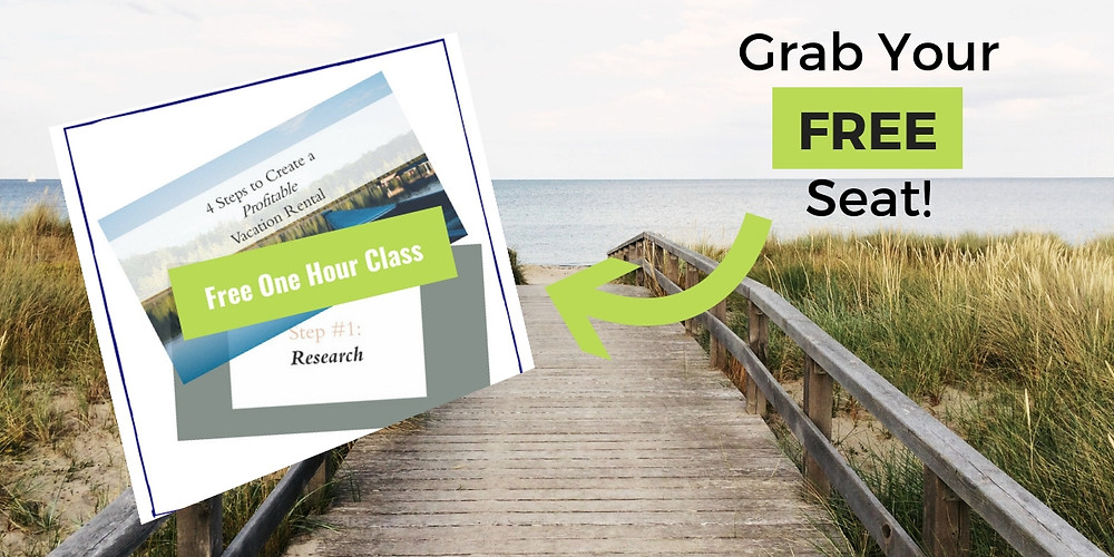 Vacation Rental Marketing Class