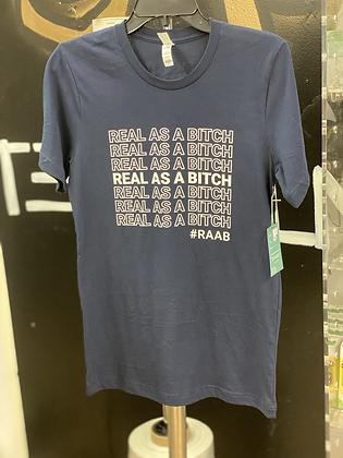 RAAB (Real as a bi*ch)