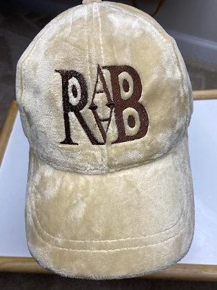 RAAB Suede Dad Hat