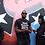 Thumbnail: RAAB BLACK BUSINESS MATTER HOODIE